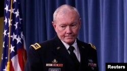 Генерал Мартин Демпси
