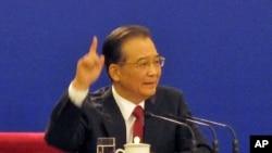 中国总理温家宝