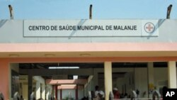 Hospital Municipal de Malanje