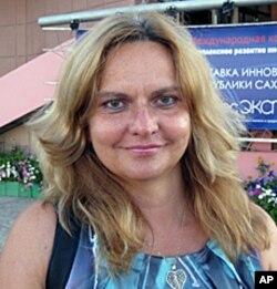 世界銀行俄羅斯和中亞生態與社會項目協調人格奧爾吉耶娃