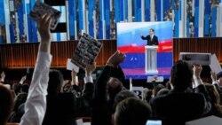 مدودف تمرکز قدرت در روسيه را مورد نقد قرار داد