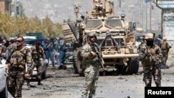 Tropas da Nato em Cabul (foto de arquivo)