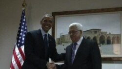 Related video of Obama in the Mideast
