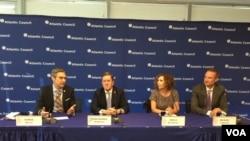 Дебата во Атлантскиот совет за иднината на Македонија