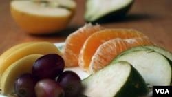 Una dieta basada en frutas y vegetales ayuda a reducir el riesgo de ataques cardíacos incluso en personas con predisposición genética.