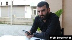 Mirələm Haşımov (Foto cenubnews saytından götürülüb )