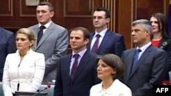 Thaçi: Zgjedhja e Presidentes, lajm i mirë për Kosovën dhe rajonin