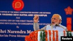 Thủ tướng Ấn Ðộ Narendra Modi.