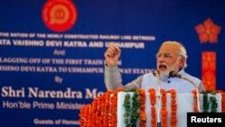 Hindiston yangi bosh vaziri Narendra Modi