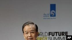 温家宝总理2012年1月16在第五届世界未来能源峰会讲话