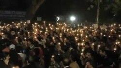 印度遭輪姦致死女子遺體返國後被火化