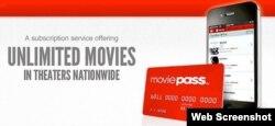 آگهی مووی پس Photo: Movie Pass