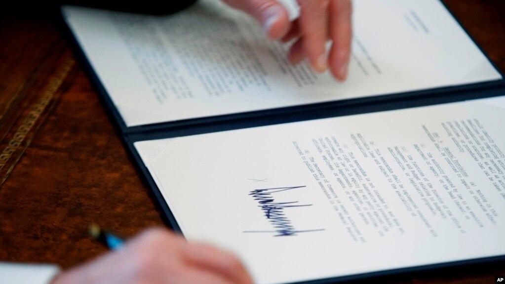 SHBA, urdhër i ri ekzekutiv për imigracionin