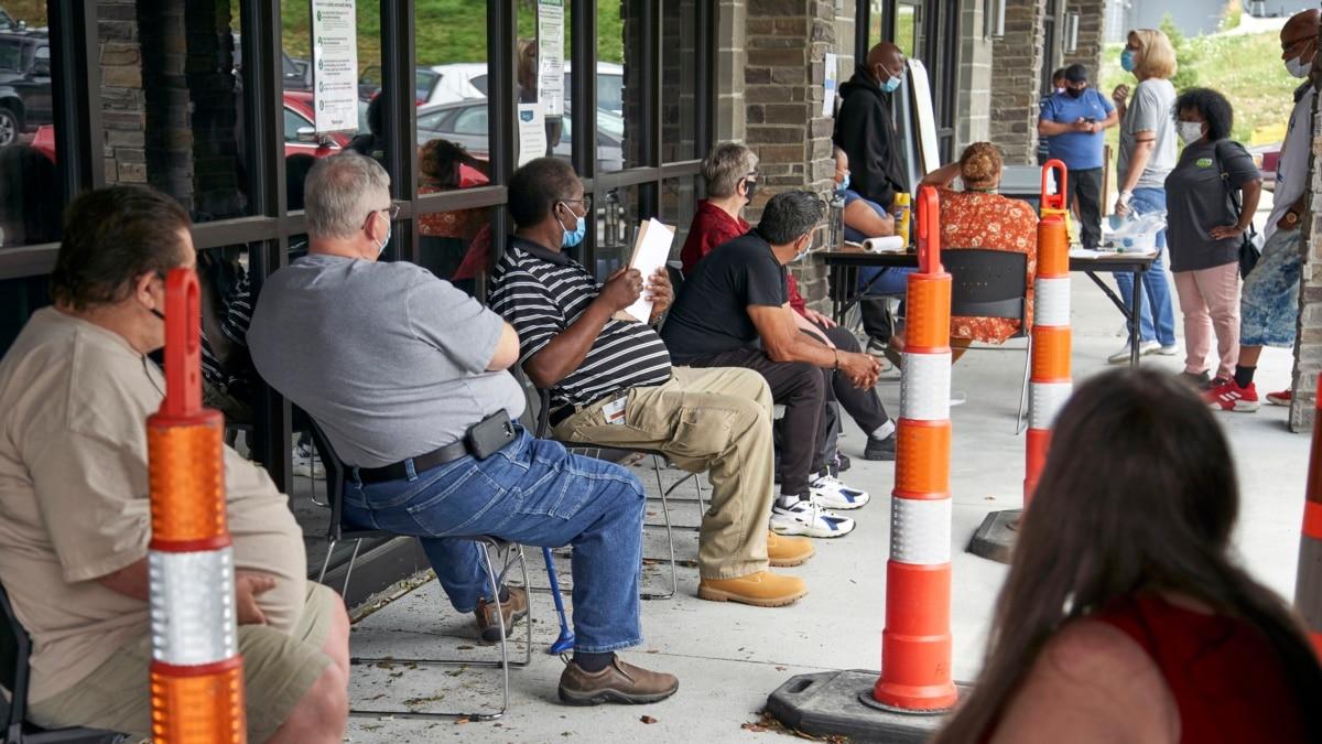 Klaim Tunjangan Pengangguran AS Kembali Meningkat