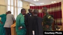 Rwanda Sergent Francois Kabayiza