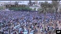 Zanga-zanga a birnin Dakar