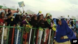 "Imyiyamamazo y'Umugambweutavuga rumwe n'ubutegetsi ""Solidarity Party"" muri Somaliya"