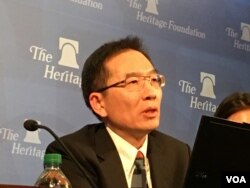中华民国海洋事务与政策会秘书长王冠雄