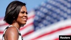 លោកជំទាវ Michelle Obama