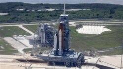 پرتاب فضاپیمای اندور به فضا