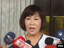 台湾在野党国民党立委吕玉玲