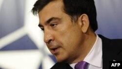 Gürcüstan prezidenti Mixail Saakaşvili