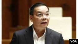 Ông Chu Ngọc Anh. (Hình: Trích xuất từ most.gov.vn)