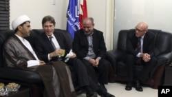 """Malinowski criticó este martes al gobierno de Baréin y dijo que su decisión """"busca minar el diálogo."""