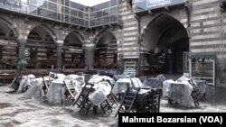 Diyarbakır'da Corona Salgını sonrası kapanan işletmeler