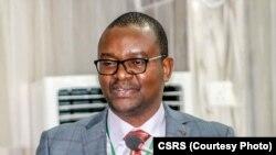 Inza Koné, président de la SAP, la Société Africaine de Primatologie.