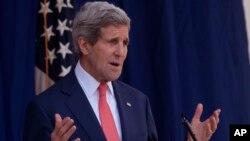 Ziyarar John Kerry Zuwan Najeriya.