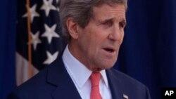 John Kerry , Sakataren Harkokin Wajen Amurka