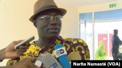 Nanan Boka Yapi, à Yamoussoukro, en Côte d'Ivoire, le 11 octobre 2017. (VOA/Narita Namasté)
