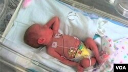 Cilj Svetskog dana prevremenog rodjenja jeste da se smanji broj porodjaja pre punog termina.
