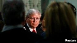 Australijski premijer, Kevin Rad (arhiva)