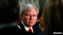 PM Australia Kevin Rudd (Foto: dok).