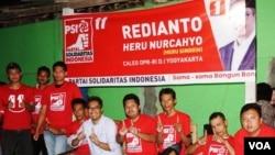 Politisi muda seperti Redianto Heru Nurcahyo memiliki tantangan lebih besar dalam Pemilu 2019. (Foto: dok pribadi)