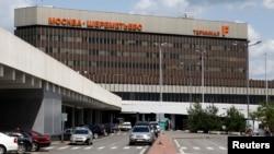 Sân bay Sheremetyevo ở Moscow, Nga