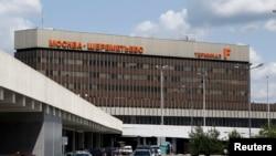 Aerodrom Šeremetjevo u Moskvi