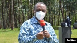 Profeseri Shyaka Anastase, Ministri w'Ubutegetsi bw'Igihugu mu Rwanda