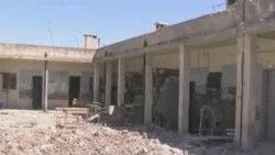 Sirija: Napadi bez milosti