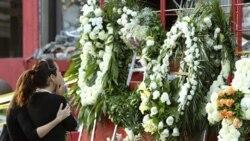 سه روز عزای عمومی در مکزيک به دليل کشته شدن ۵۰ نفر توسط قاچاقچيان مواد مخدر