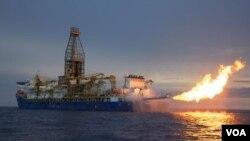 Mozambique aNADARKO GAS 4