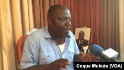 Bento Kangamba questiona benefício da operação