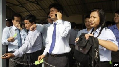 Cambodia Initiates First-Ever Employment Policy