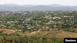 FILE — A view of Moyale, a town on the Ethiopia-Kenya border. On March 10, 2018, security forces opened fire in a busy district, killing 10 residents and injuring 11 more, according to the mayor of the town. (Reuters/Antony Njuguna)