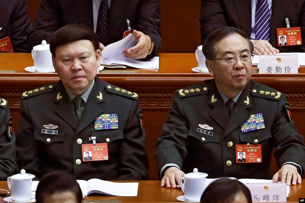 房峰輝,被中共否定的第九個解放軍上將(22圖)