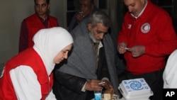 Tréguas permitem assistência humanitária (Foto de arquivo)