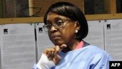 Dr.ª Matshidiso Moeti, Directora Regional da OMS para África