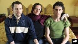 رهایی دو امریکایی در ایران به تعویق افتاد